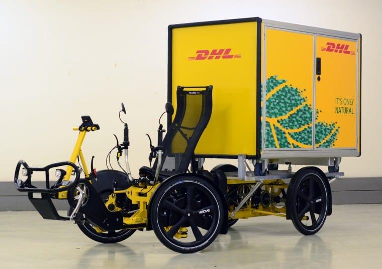 Courte sélection de vélos-cargo