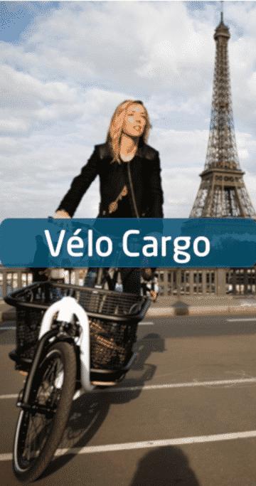 vélos cargos triporteurs et biporteurs