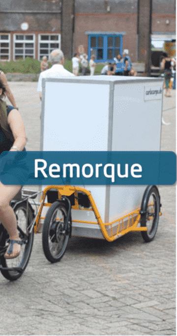 remorques de vélos