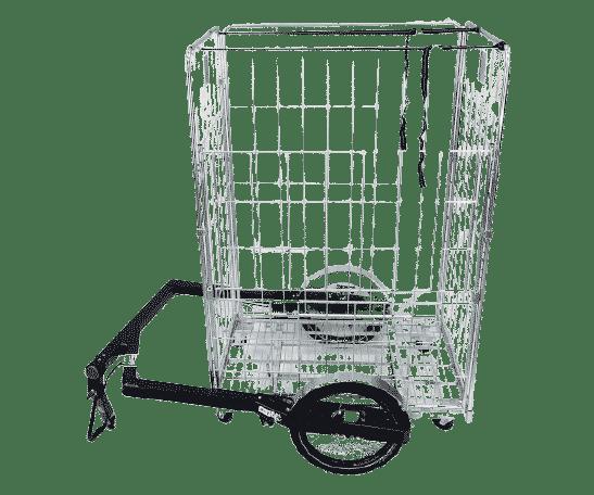Module Roll conteneur FLEXIMODAL Bicylift