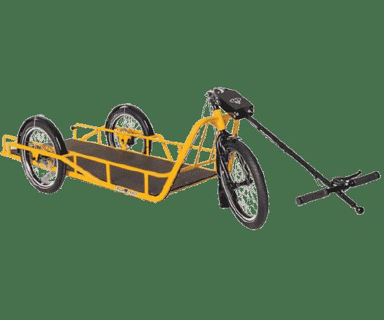 Remorque vélo auto-freinée CARLA CARGO