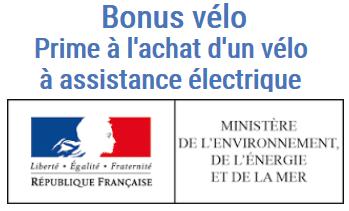 bonus velo electrique ministere environnement