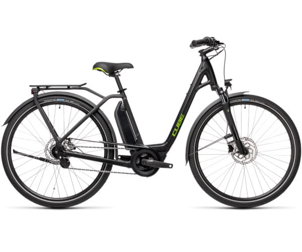 velo electrique cube town hybrid one velab